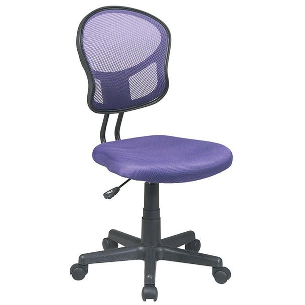 Cool Colors Pneumatic Mesh Chair [EM39800] -1