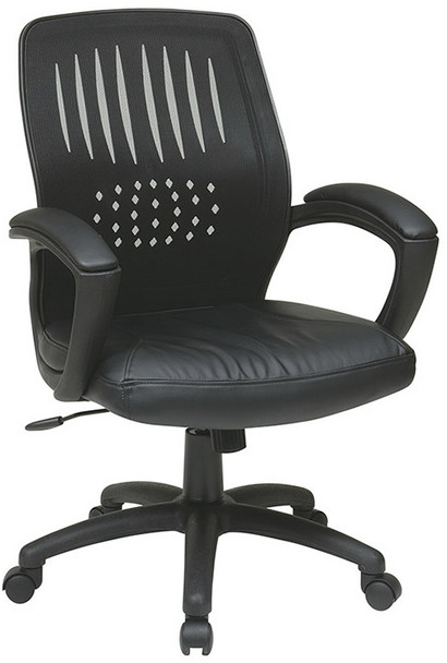 Designer Contoured Mesh Back Office Chair EM59722-EC3