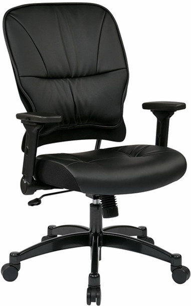 Eco Leather Office Task Chair [32-E3371F3] -1