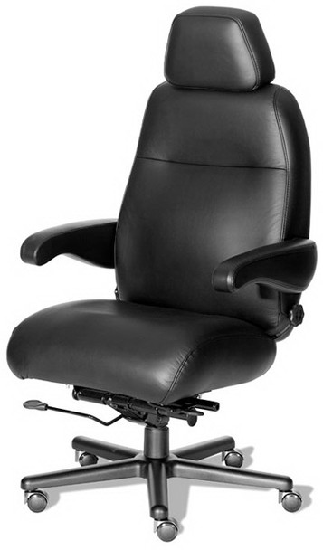 ERA Products Henry Big and Tall Executive Chair [OF-HEN-2PC] -1
