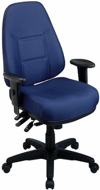 Ergonomic High Back Adjustable Office Chair [2907] -1