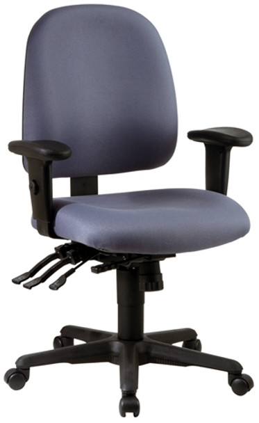 Office Star Ergonomic Multi Function Office Chair [43808] -1