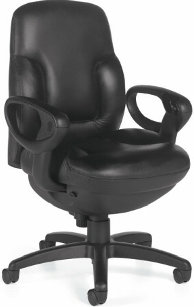 Global Concorde™ 24 Hour Low Back Chair [2425-18] -1