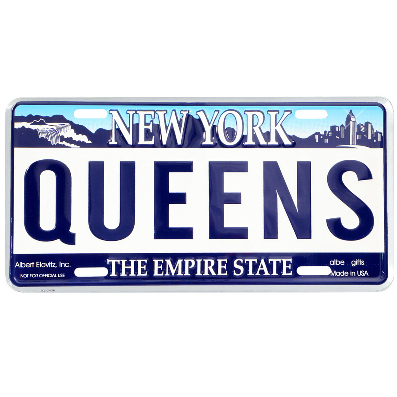 Massachusetts Official Size Embossed License Plates Boston License Plate