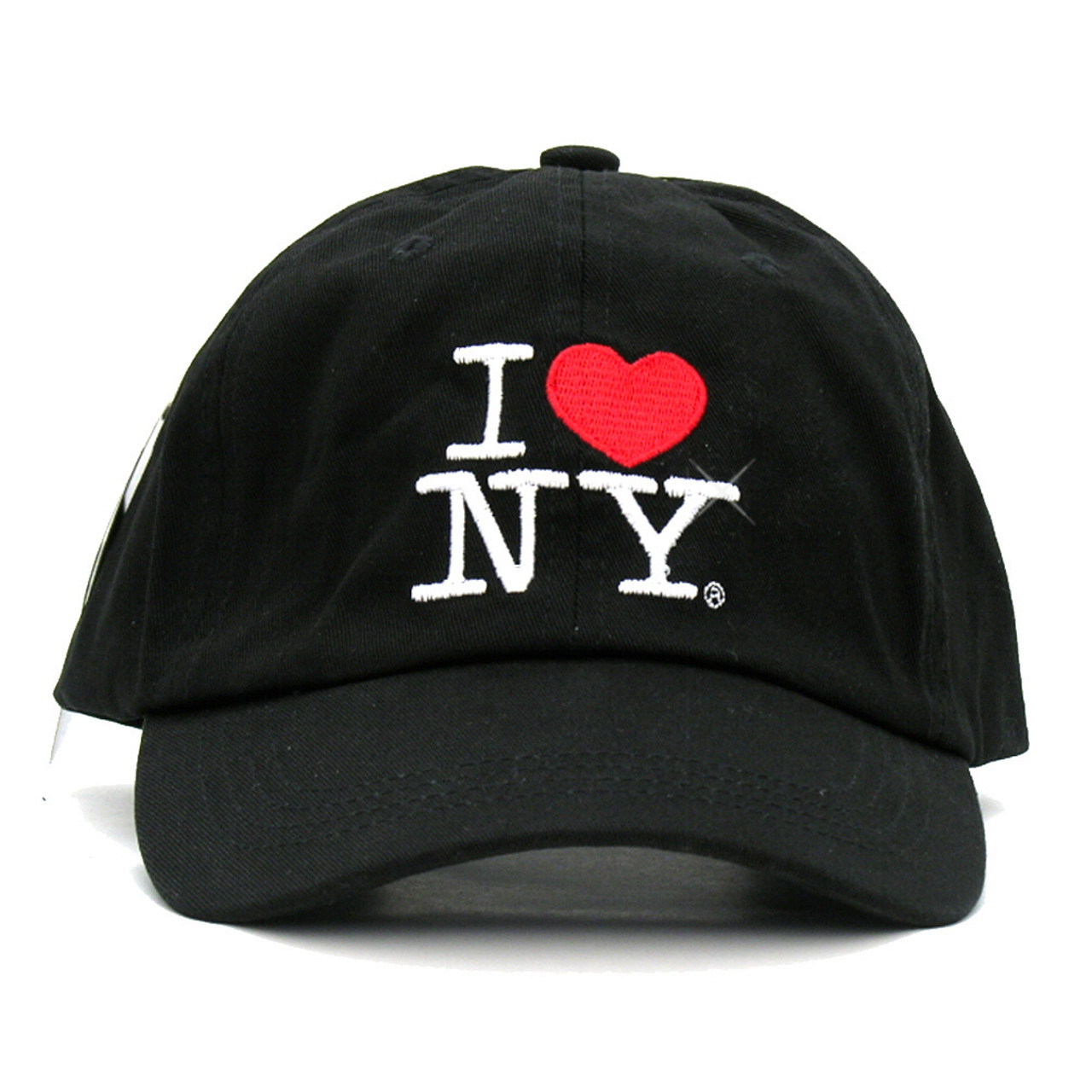 I Love NY Cap Black 8d4acf9a1be