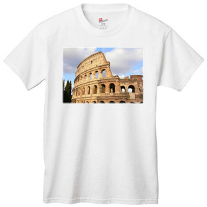 romes colosseum apparel