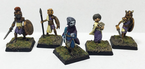 Elvorix: Elites