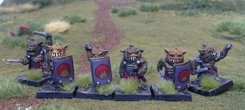 Jaarl: Skirmish Pack