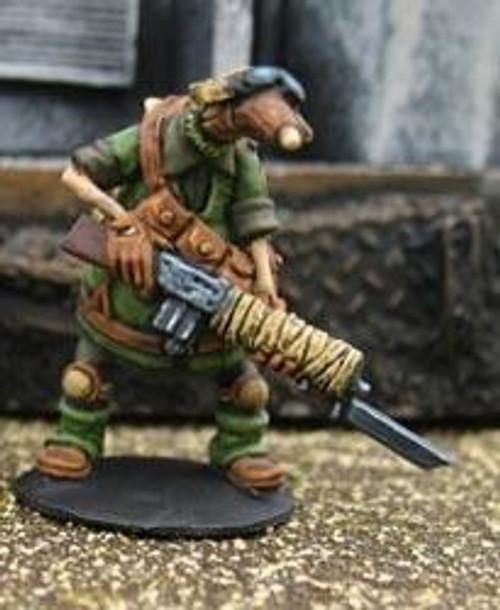 Crusader: Yawdryl Pren
