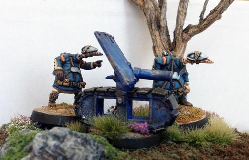 Royalist: Field Gun