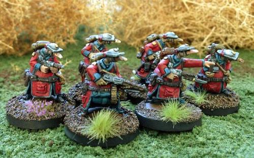 Fidwog: Squad A