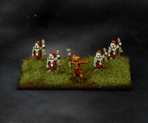 Soldurios, Warriors, Mixed (6mm)