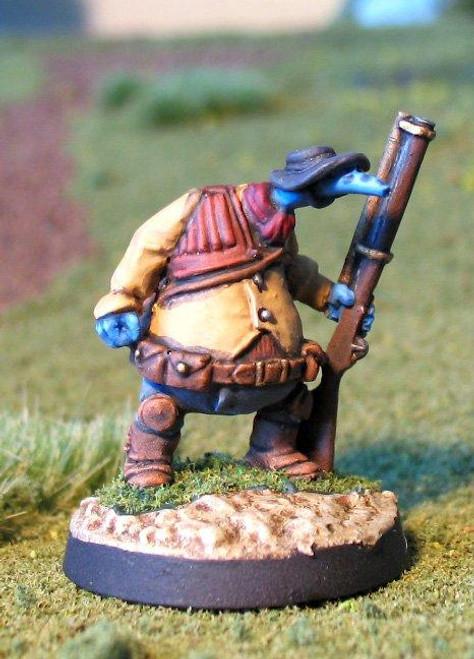 Militia: Gyrth Gorl