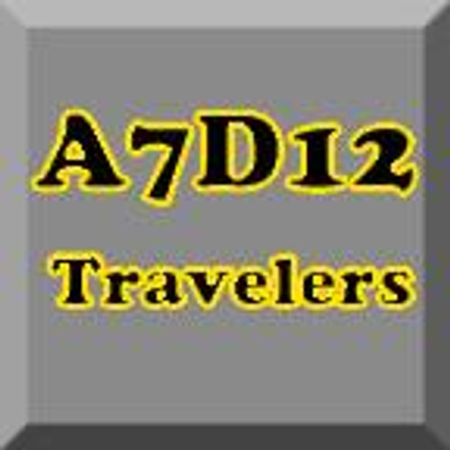 A7D12 - All the Travelers!