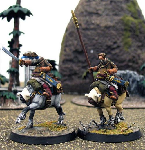 Crusader: Cavalry NCOs