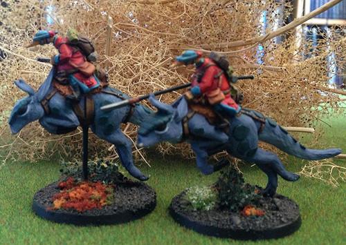 Fidwog: Gwylon Cavalry
