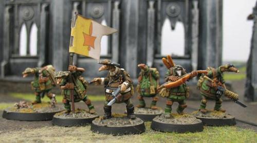 Crusader: Company Command Team