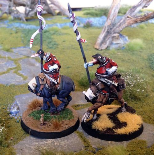 Gwynt: Cavalry Lancers