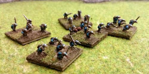 Royalist: Infantry 6mm