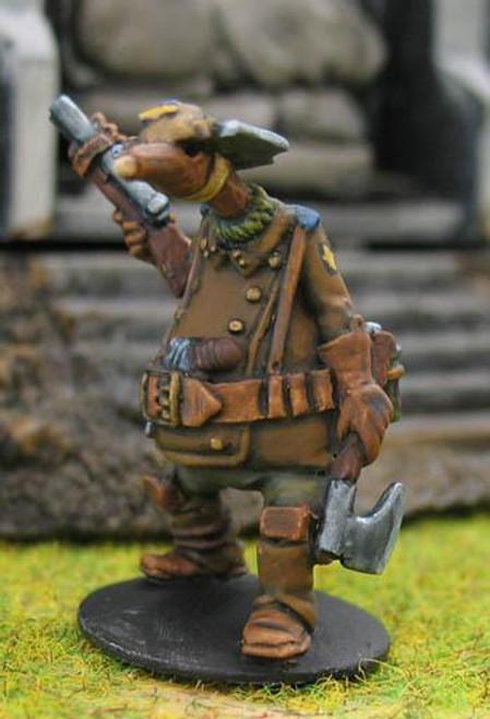 Crusader: is-Caerten Galo Loeck