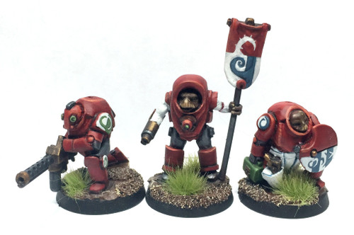 Storm of Steel: To'ok Knight Specialists