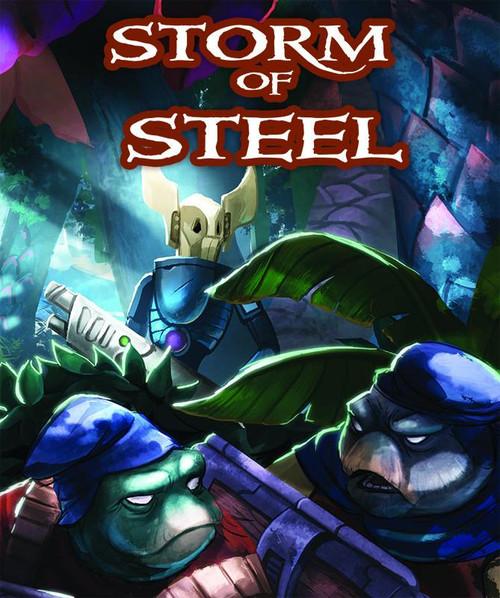 Storm of Steel: Rulebook