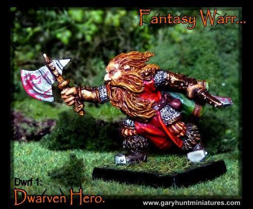 Dwarven Hero