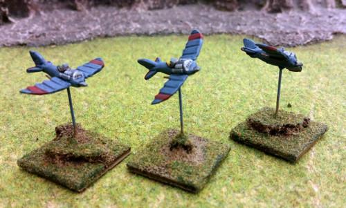 Royalist: Aewil Kites 6mm