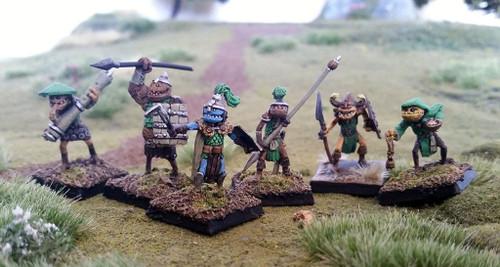 Vidaar: Skirmish Command