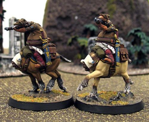 Crusader: Cavalry Rhyflers