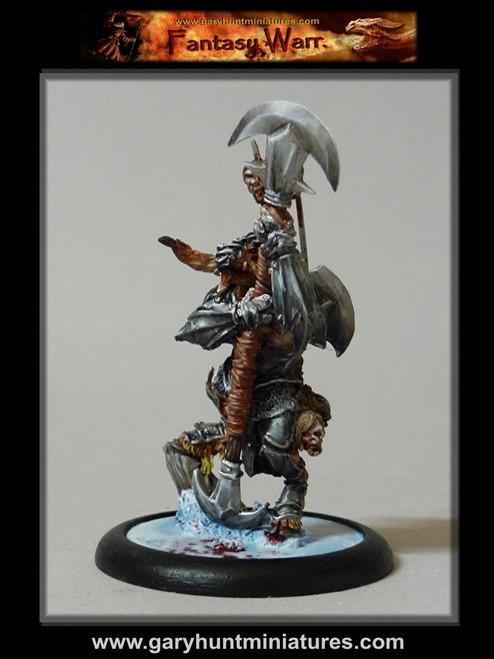 Armored Clovis Champion