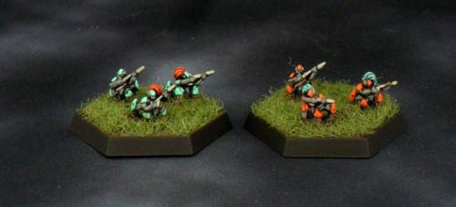 Soldurios, Elite Fighters, Yakuzatek (6mm)