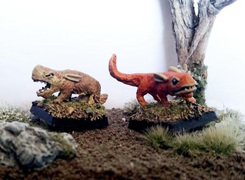 WOA Creatures: Kanids
