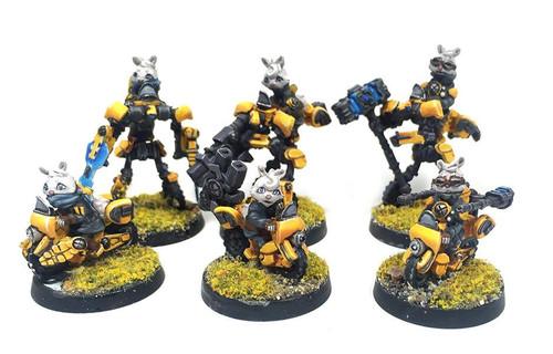Kami Tale: Tsukan Ranger Outriders