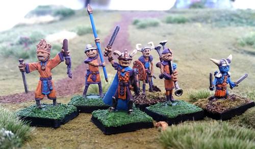 Elvorix: Skirmish Command