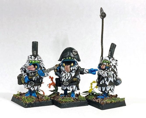 Grunk Infantry Detachment