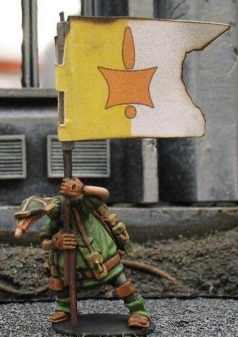 Crusader: Rhyfler Nul (Standard bearer)