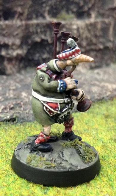 Militia: Bagpiper