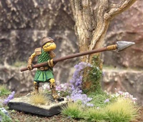 Vidaar: Fyrdee (Spear Troops)