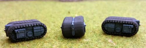 Royalist: Paerydyn Armored Tractor 6mm
