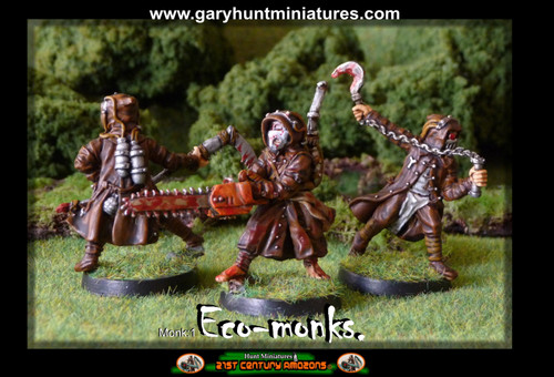 21st: Eco Monks