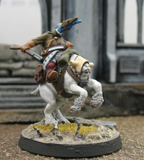 Crusader: Cavalry Officer Pawul Nahr