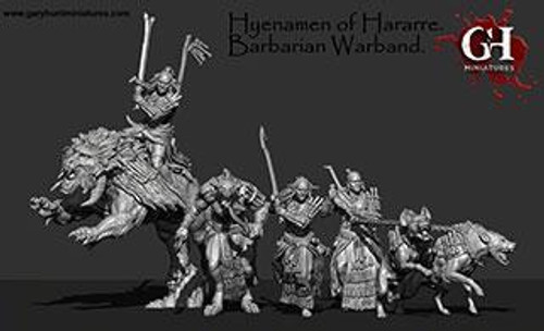 Hyenaman: Starter Set