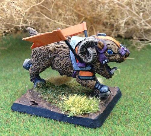 Elvorix: Ylark (Critters)