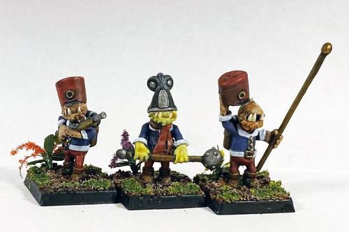 Tykee Infantry Detachment