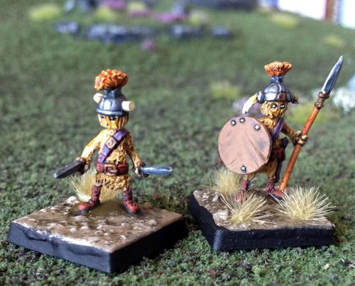 Elvorix: Wildbucks (Skirmishers)