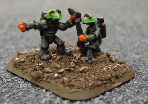 Aphid Mortar Platoon