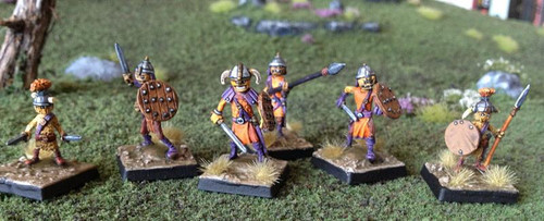 Elvorix: Skirmish Pack