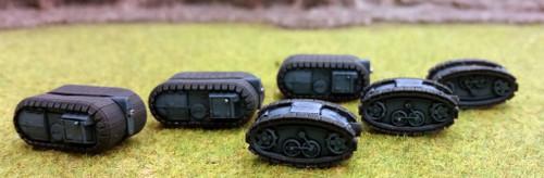 Royalist: 6mm Armies