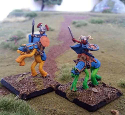 Elvorix: Cavalry